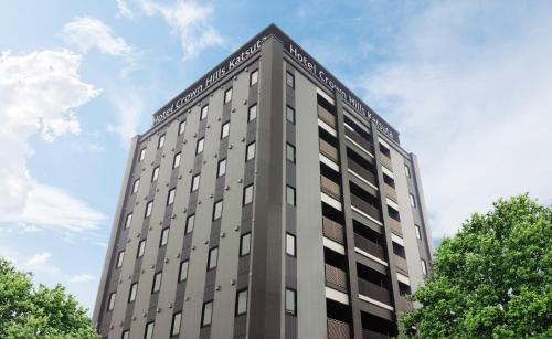 Hotel Crown Hills Katsuta Nigo Motomachiten, Hitachinaka