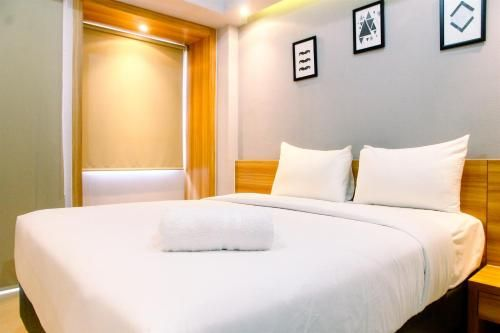 Modern and Comfy Studio @ Mustika Golf Apartment By Travelio, Cikarang