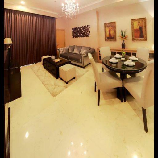 Apartement Senayan Residence, South Jakarta