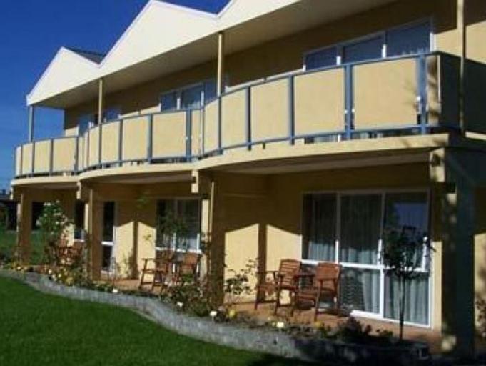 Parklands Motel, Southland