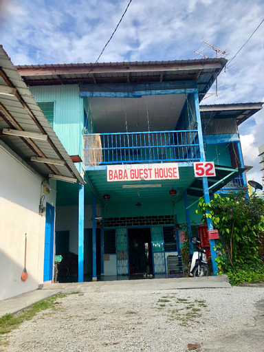 Baba Guest House By The Sea, Pulau Penang