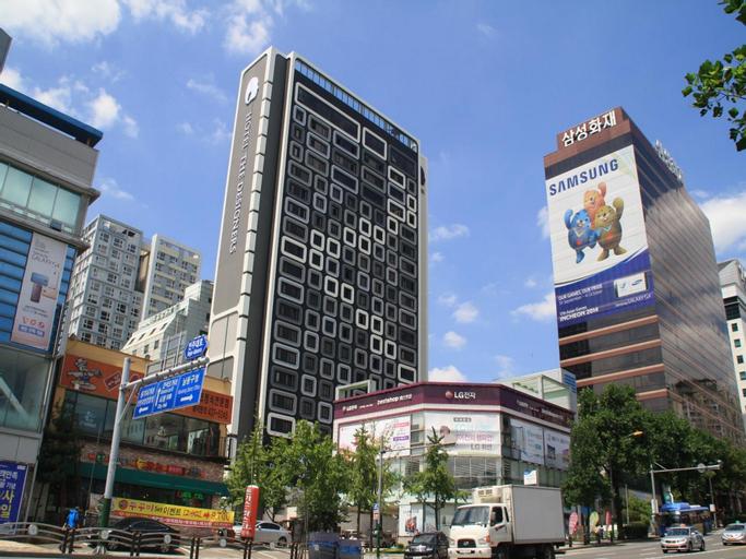 Hotel the Designers Incheon, Namdong