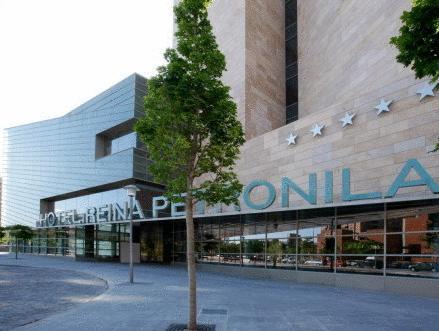 Reina Petronila, Zaragoza