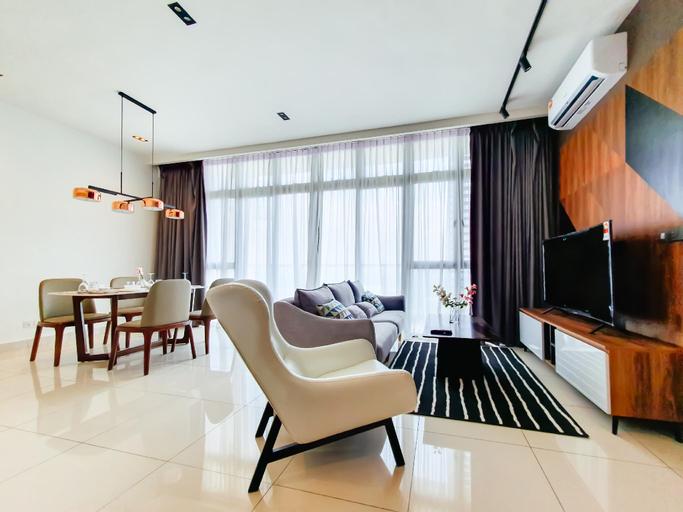 Green Haven 1BR Suites+WiFi+PoolView [TG], Johor Bahru