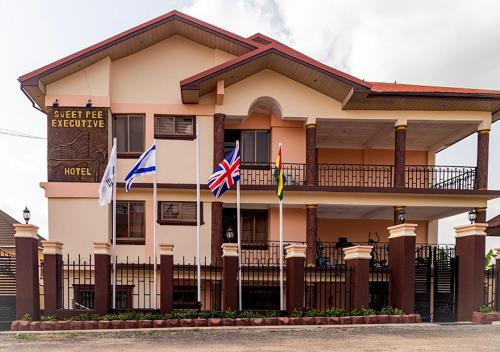 SWEET PEE EXECUTIVE HOTEL, Kumasi