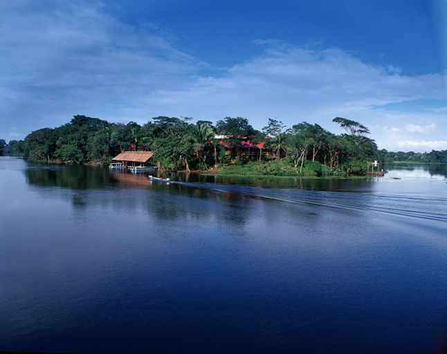 The Rio Indio Adventure Lodge, Bluefields