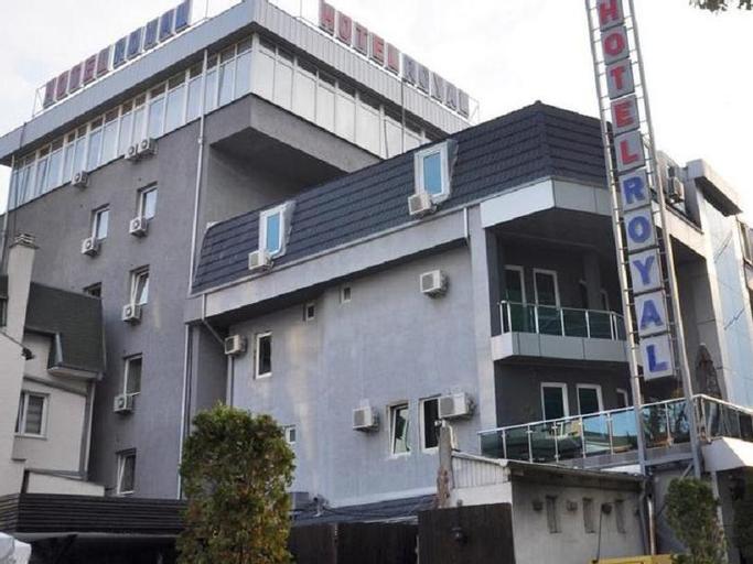 Royal Hotel, Priština