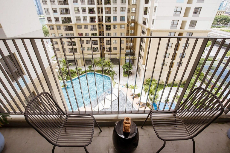 VINHOMES Apt SWIMMING POOL OCEAN for COUPLE/FAMILY, Cầu Giấy
