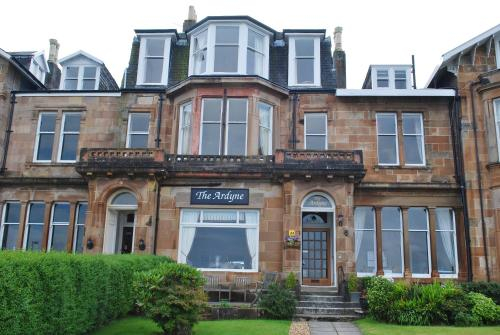 The Ardyne Guest House, North Ayrshire