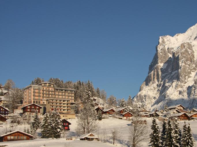 Belvedere Swiss Quality Hotel Grindelwald, Interlaken
