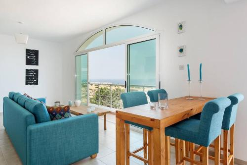 Joya Cyprus Azure Oceanview Penthouse Apartment,