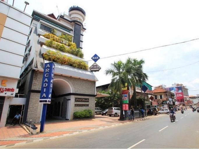 Hotel Arcadia, Kottayam