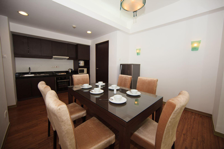 Pan Horizon Executive Residences, Cầu Giấy