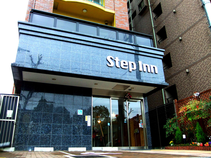 Step Inn Shin-Osaka Higashiguchi, Osaka