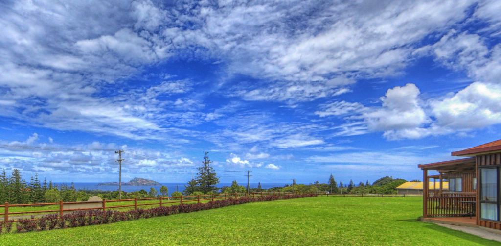 Ocean Breeze Cottages, Norfolk Island