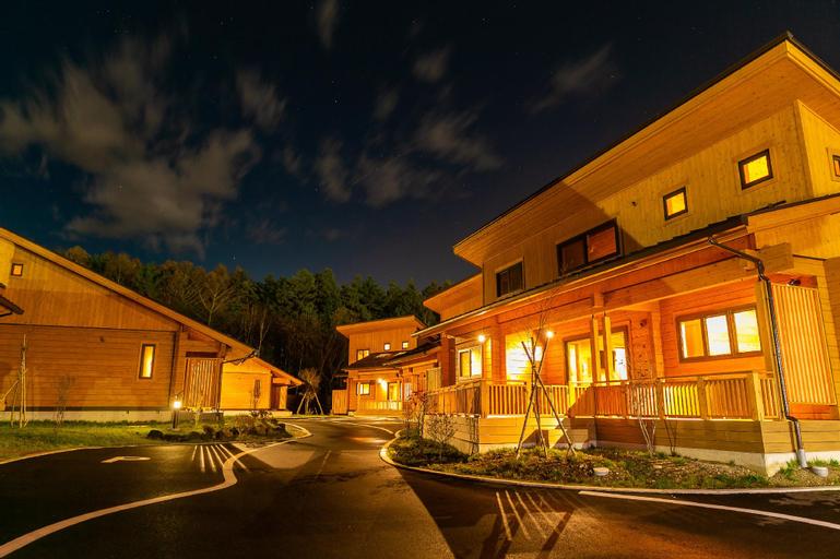 Fujisan Resort Loghouse Fuyo no Yado, Fujiyoshida