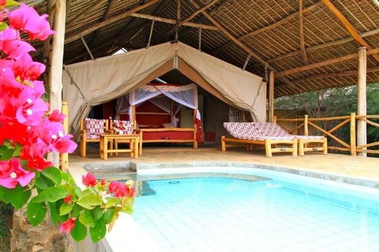 Manyatta Camp, Voi