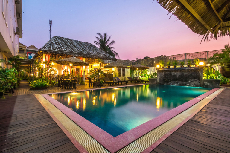 Wheel Garden Residence, Siem Reab