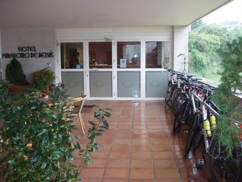 Hotel Mirador De Belvis, A Coruña