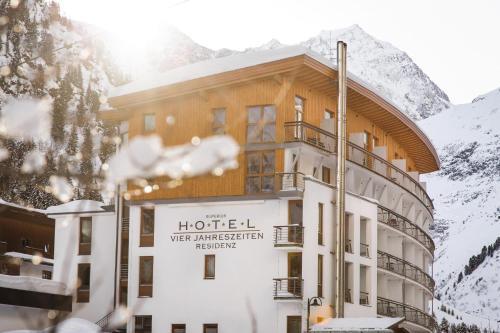 Hotel Vier Jahreszeiten, Imst