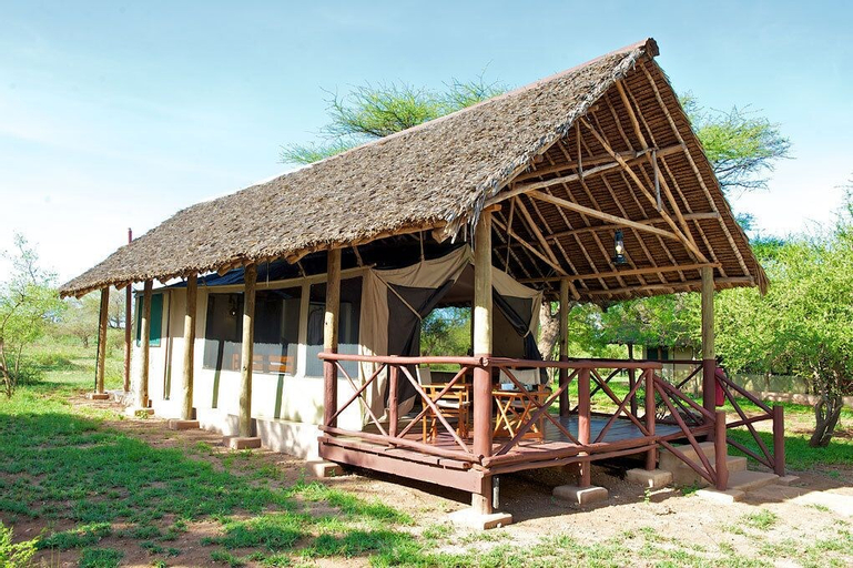 Voyager Ziwani Tented Camp, Taveta