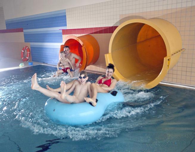 Interferie Aquapark Sport Hotel Malachit, Lubań