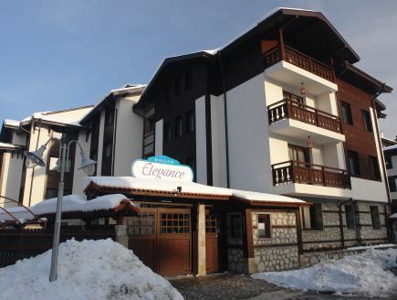 Winslow Elegance Hotel, Bansko