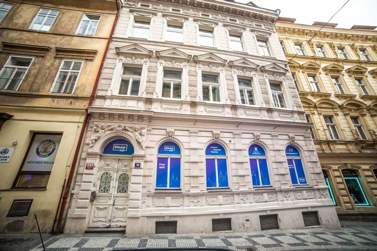Sleep&Go, Praha 1