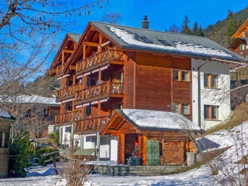 Apartment Rose-1, Interlaken