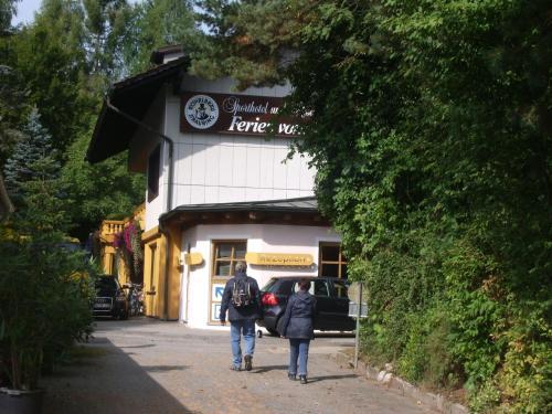 Ferien vom Ich, Straubing-Bogen