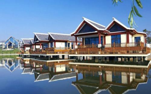 Tangpo Hot Spring Resorts, Weihai