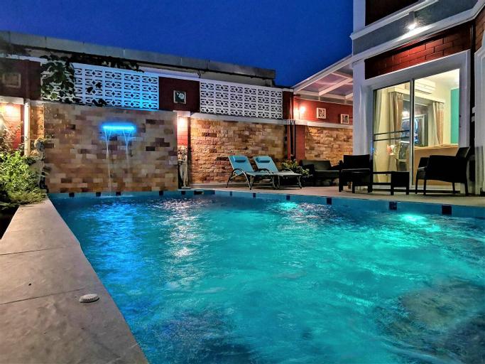 Villa Bella *Big Private Pool Villa*, Bang Lamung