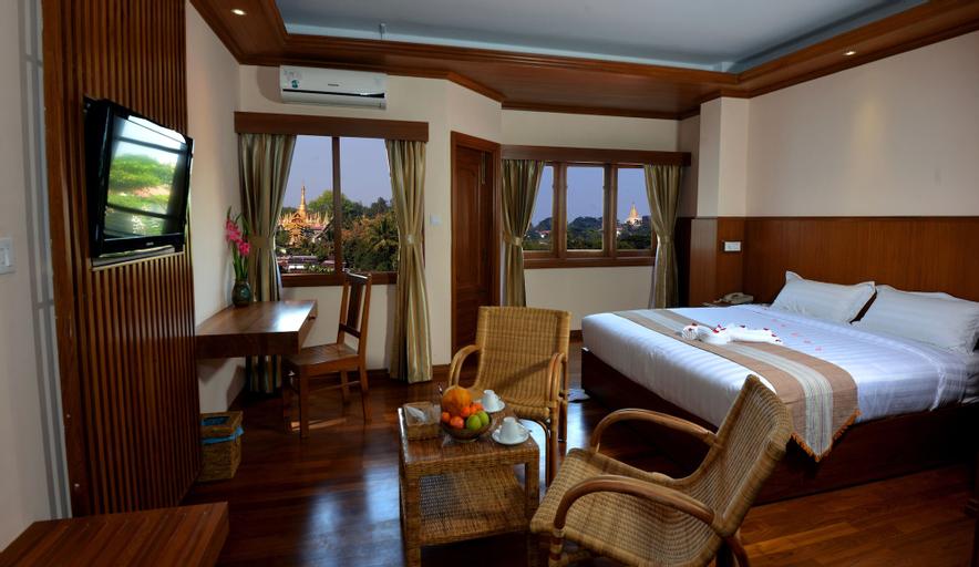 Hotel Sidney, Yangon-W