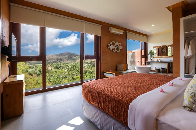 One BR Private Pool Villa at Selong Belanak Beach, Lombok