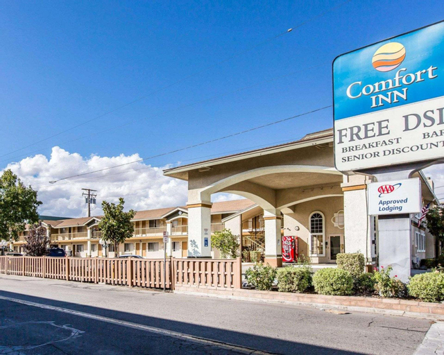 Comfort Inn, Inyo