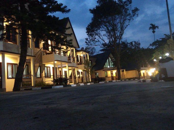 Villa  ( penginapan ) AlBawadi, Bogor
