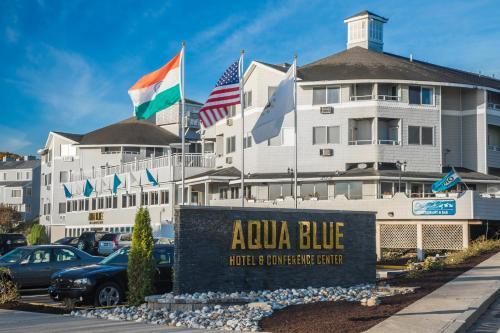 Aqua Blue Hotel, Washington