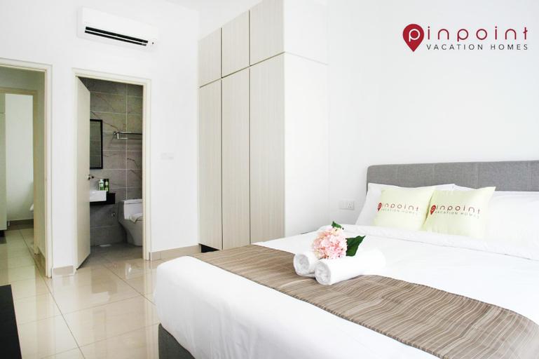 3Bedroom in JB City Town@Pinnacle Tower (6), Johor Bahru