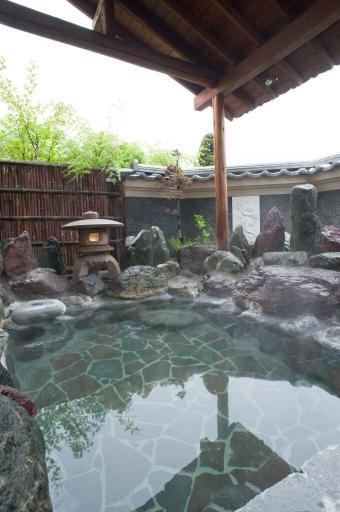 Kusatsu Onsen Kiyoshigekan, Kusatsu
