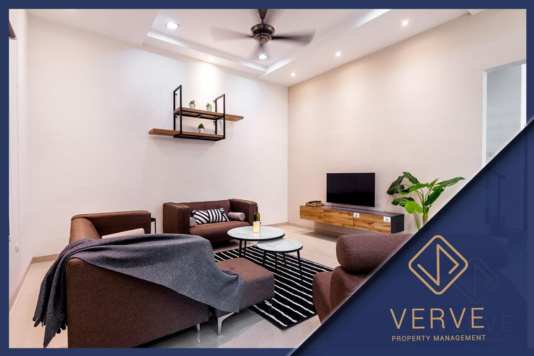 Ipoh Gunung Lang Semi-D Suites by Verve (16 Pax), Kinta