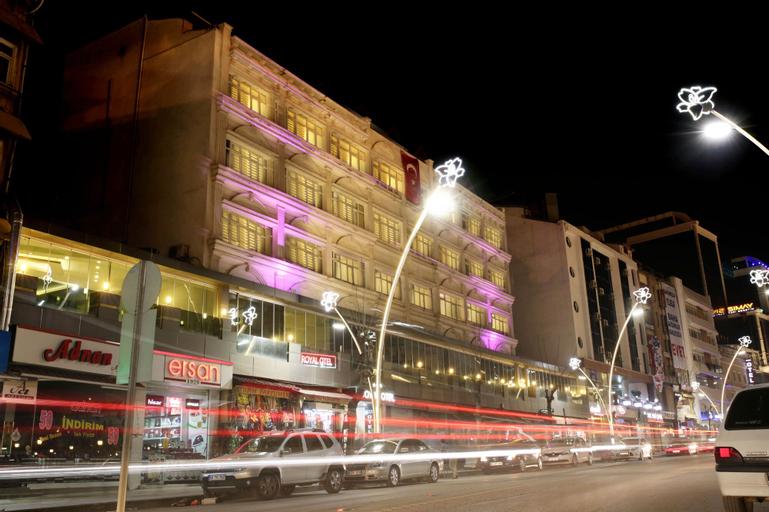 Tokat Royal Hotel, Merkez
