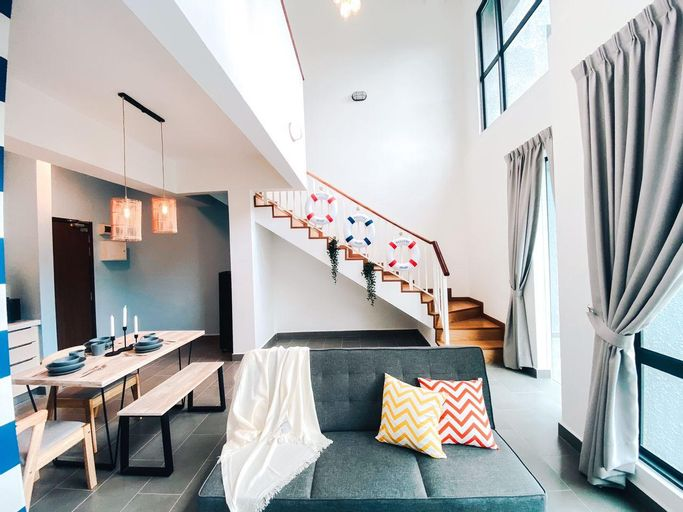 Duplex Garden @ Imperium Residence【SEAVIEW】, Kuantan