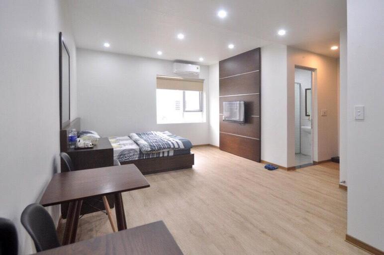 Saphire Apartment, Lê Chân