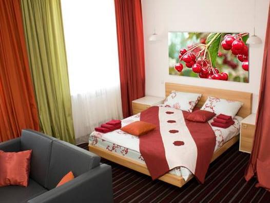 Hotel Kalyna, Kharkivs'ka