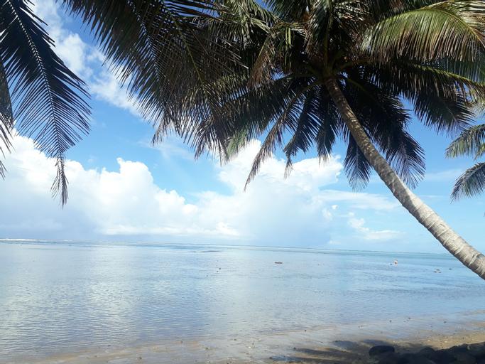 Sina PJ Beach Fales and Surf, Safata