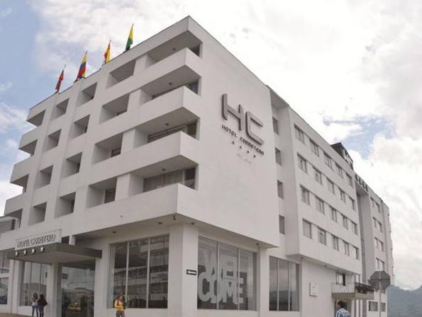 Hotel Carretero, Manizales