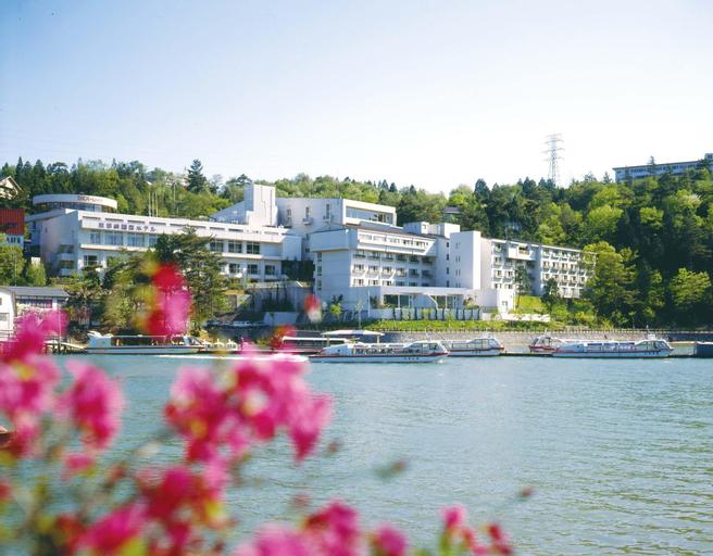 Yukai Resort Enakyoonsen Enakyo Kokusai Hotel, Ena
