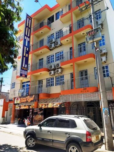 HOTEL SARAHY, La Plata