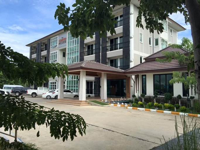 Grand Lopburi, Muang Lop Buri