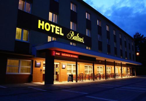 Hotel Baltaci U Nahonu, Zlín